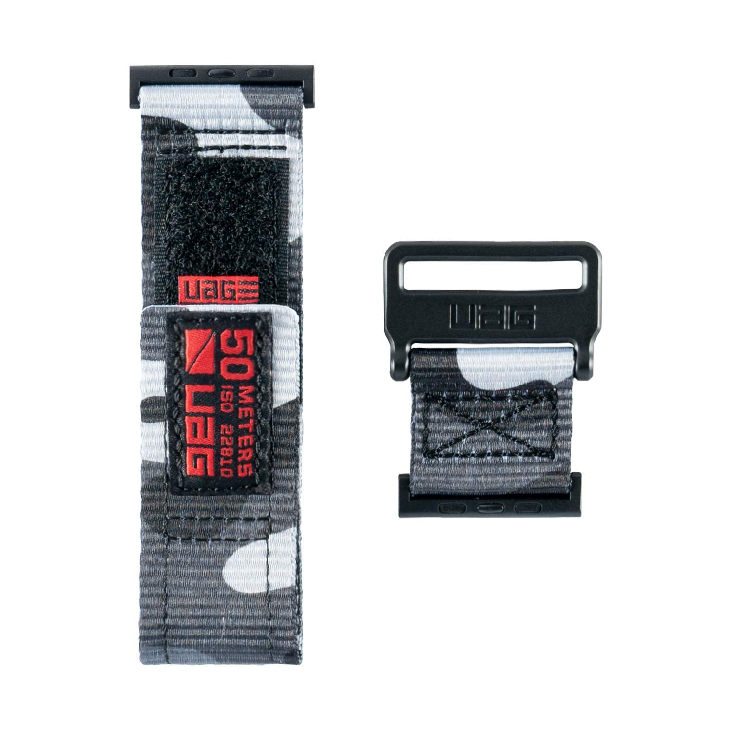 UAG Apple Watch 44mm/42mm Active Trap Midnight Camo