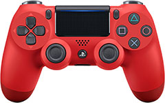 Tay cầm PS4 DualShock 4 Red New