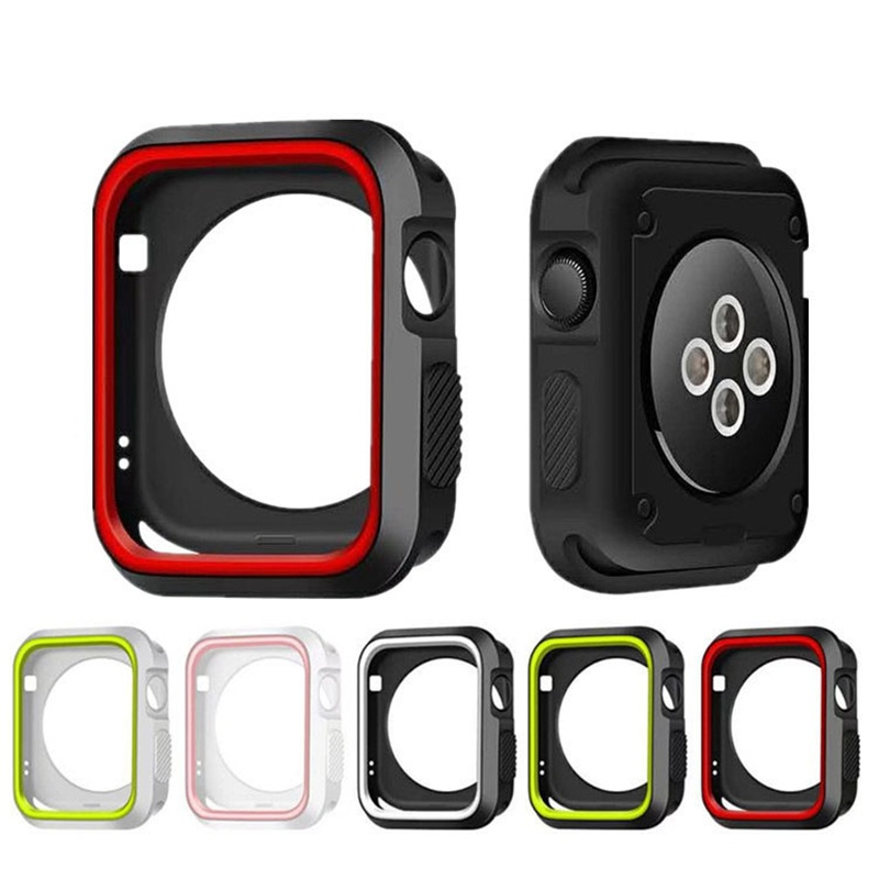 Cover Frame Full Protection Apple Watch S1 S2 S3 Case