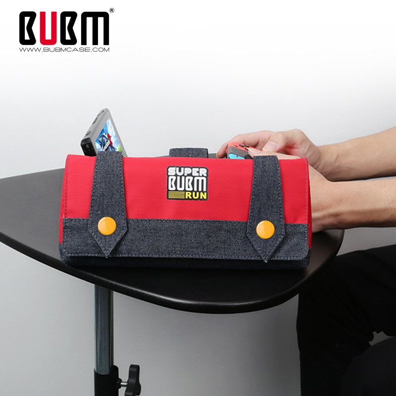 Case Super BUBM Run Nintendo Switch