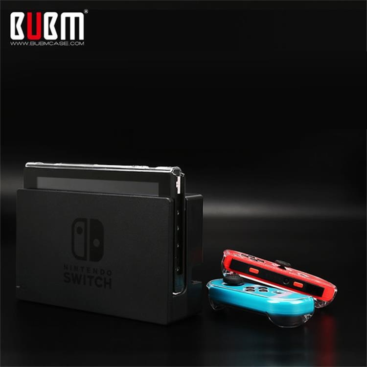 Crystal Case BUBM Nintendo Switch