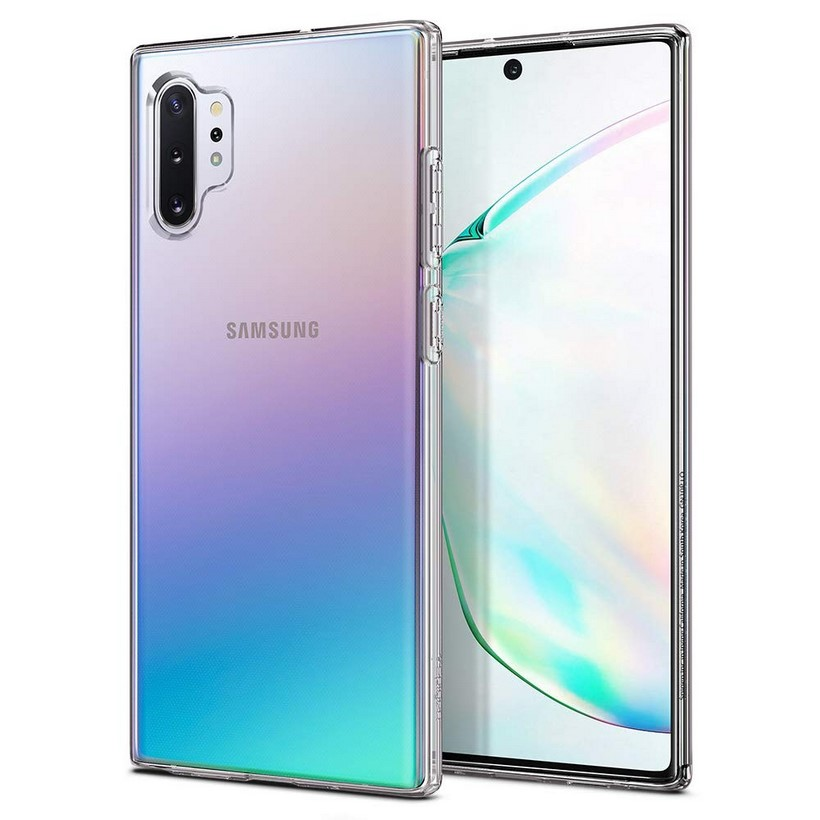 Ốp lưng SPIGEN Galaxy Note10 Plus Case Crystal Flex