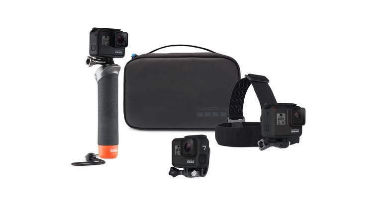 GoPro Accessory Kit 1 (Essentials Kit) Chính Hãng