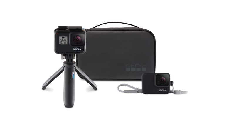 GoPro Accessory Kit 2 (Travel Kit) Chính Hãng
