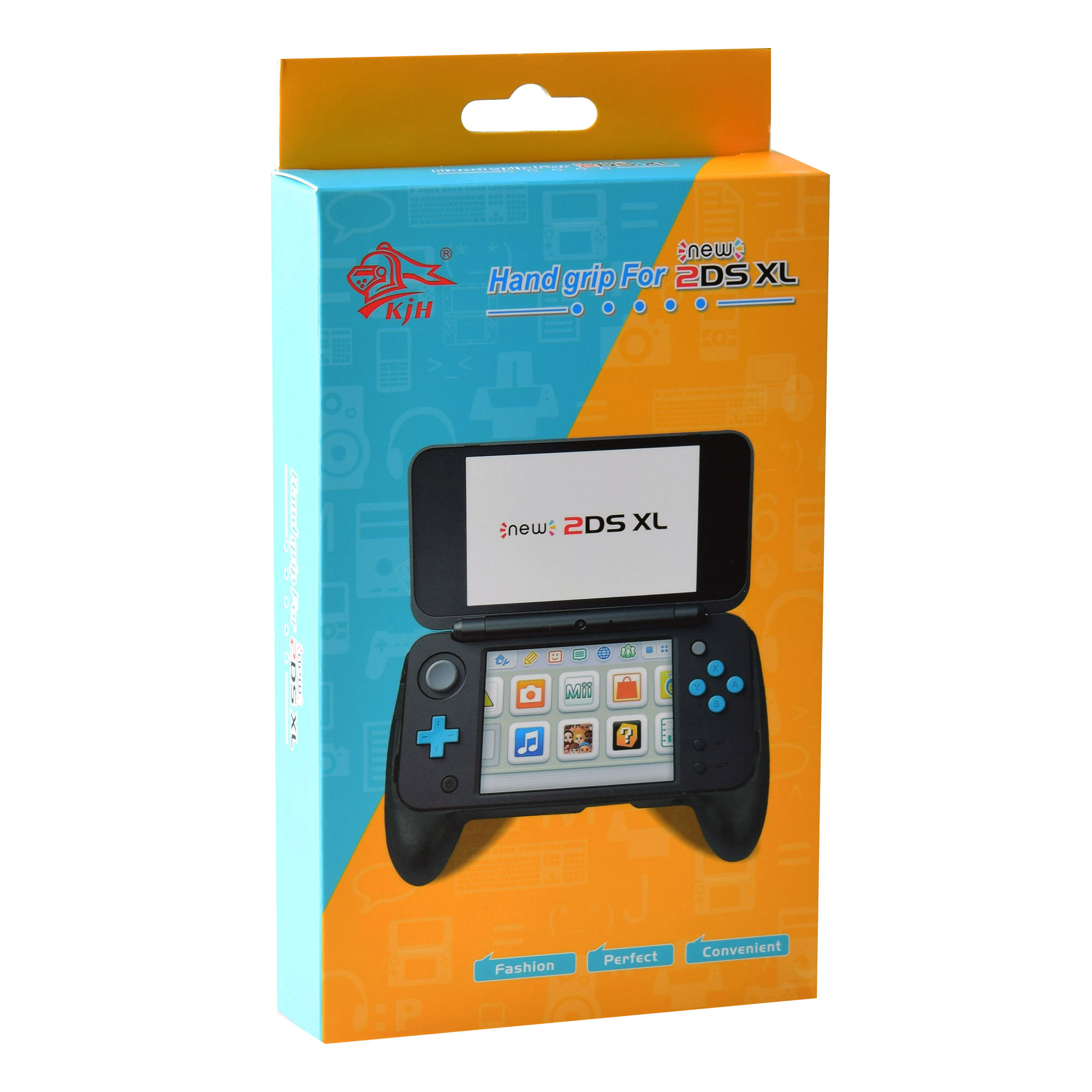 Handgrip cho New Nintendo 2DS XL