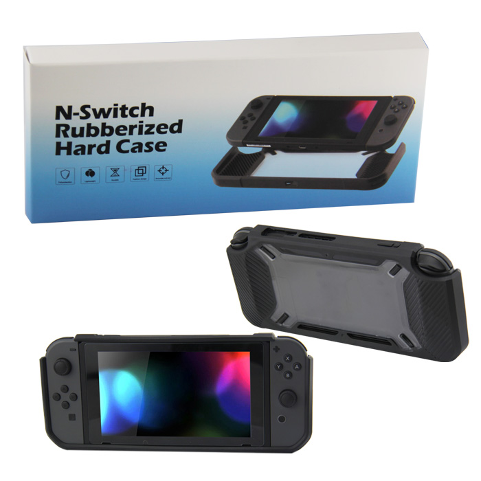 N-switch Rubberized Hard Case