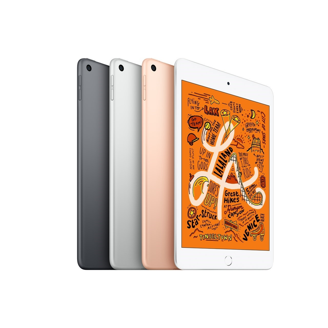 iPad Mini 5 2019 (WIFI+4G)