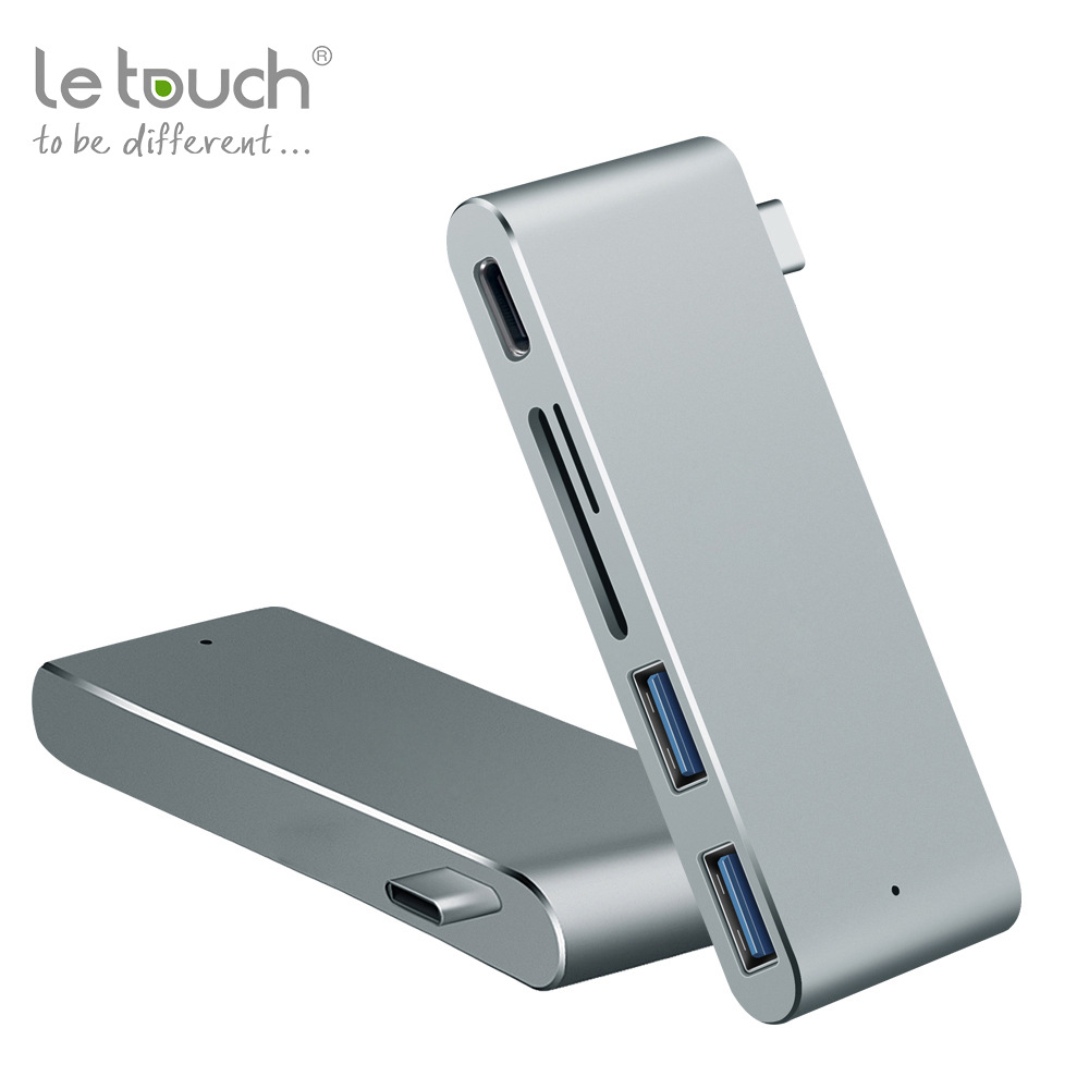 Le Touch USB-C combo 5 in 1