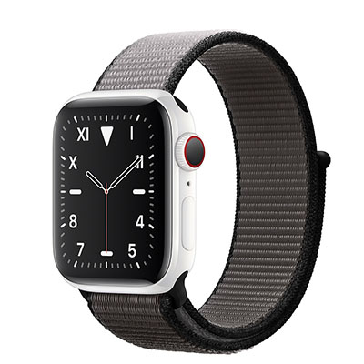 Apple Watch Edition Series 5 White Ceramic Case with Sport Loop (GPS+CELLULAR)