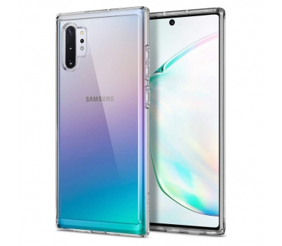 Ốp lưng SPIGEN Galaxy Note10 Plus Case Crystal Hybrid