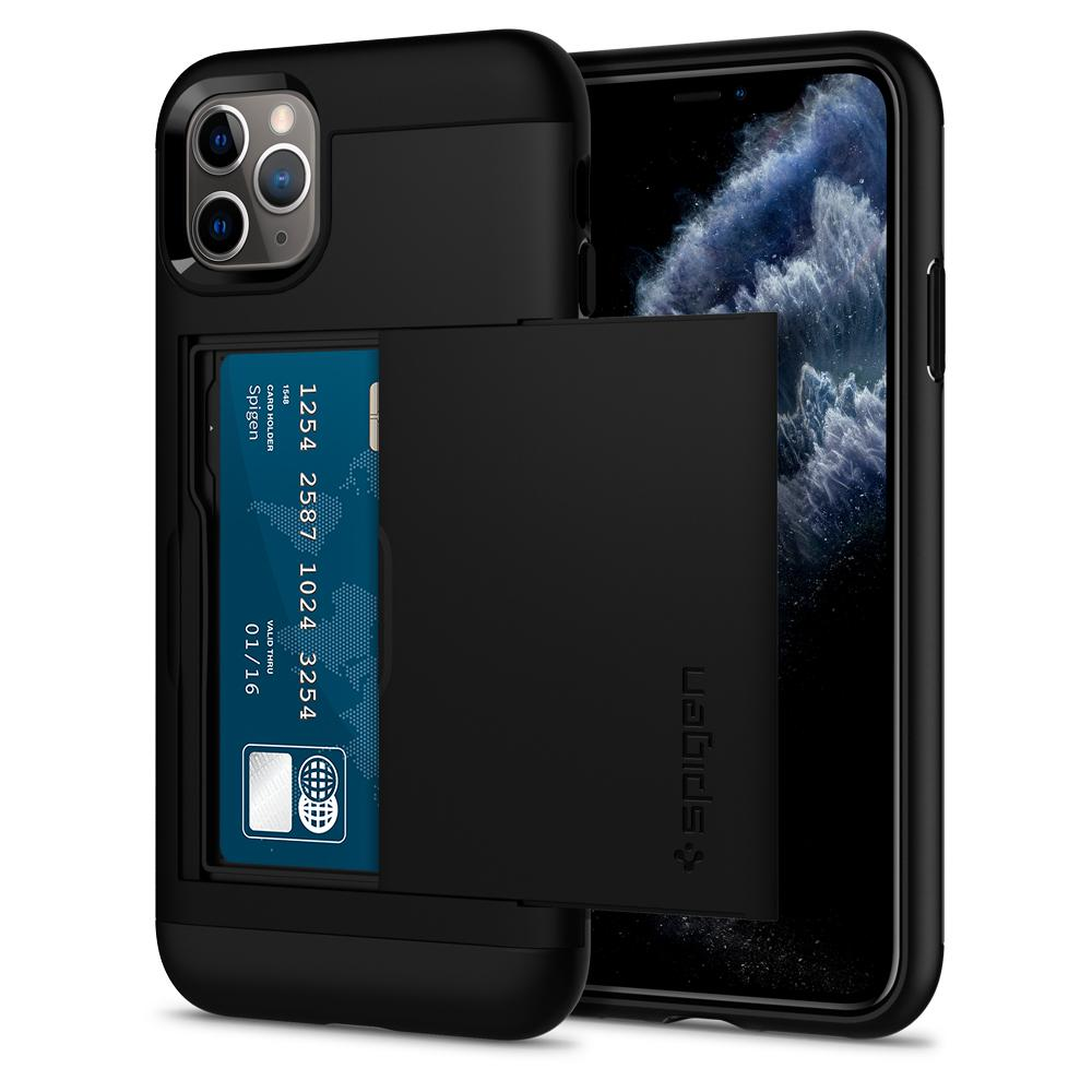 Ốp lưng SPIGEN iPhone 11 Pro Max Case Slim Armor CS