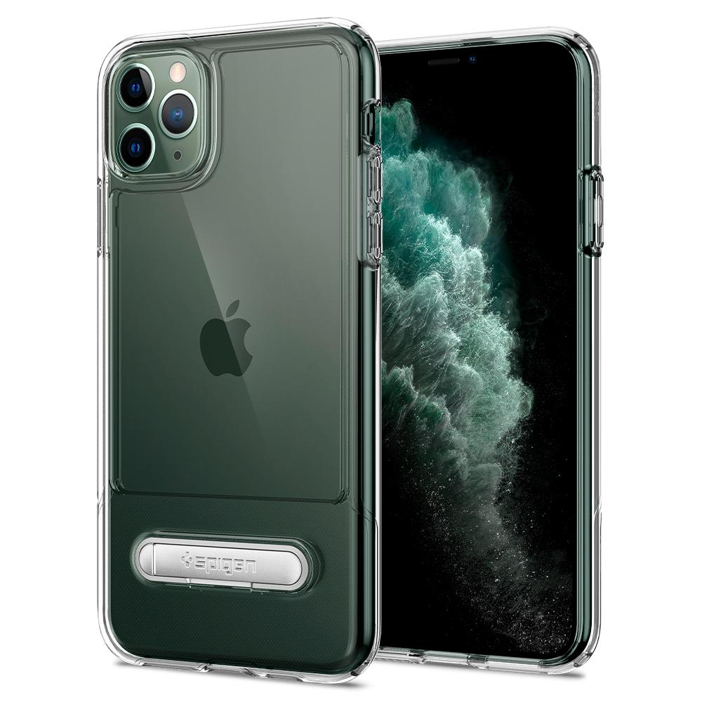 Ốp lưng SPIGEN iPhone 11 Pro Max Case Slim Armor Essential S