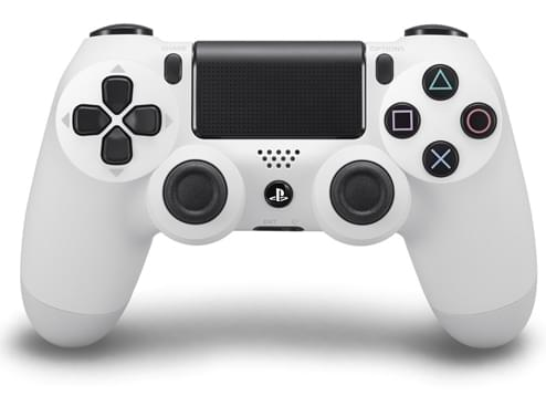 Tay cầm DualShock 4 White New (Slim Model)