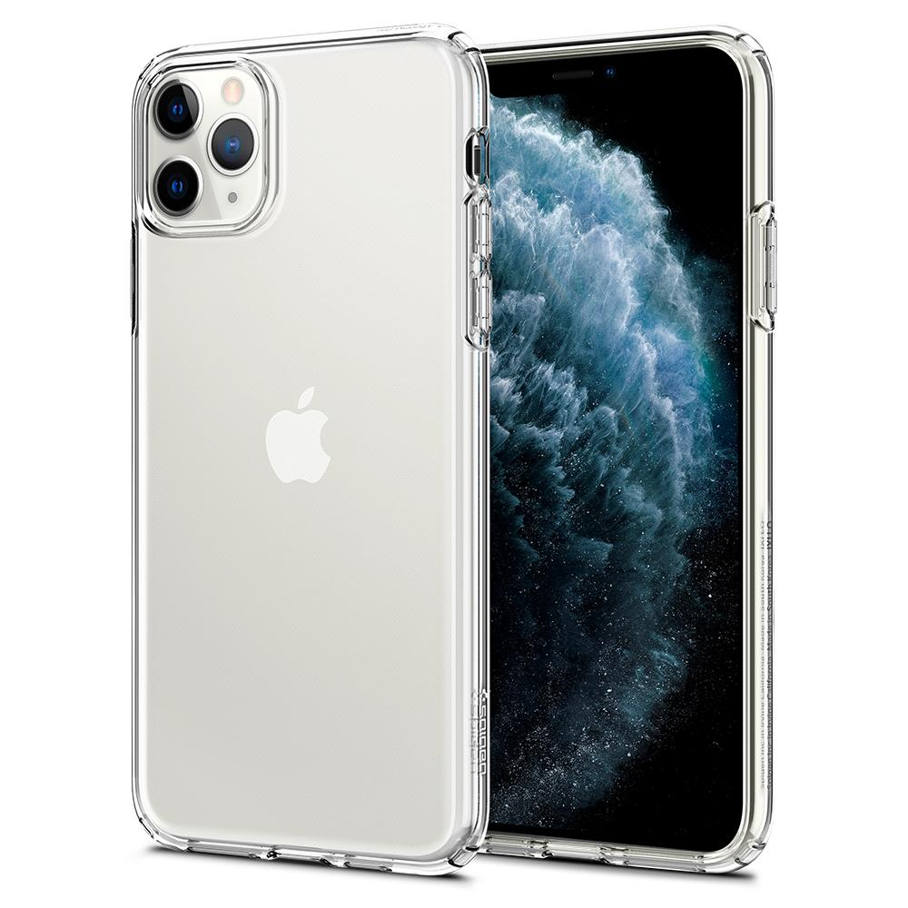 Ốp lưng SPIGEN iPhone 11 Pro Case Liquid Crystal