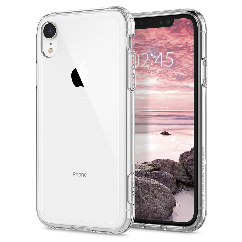 SPIGEN iPhone XR Case Crystal Hybrid
