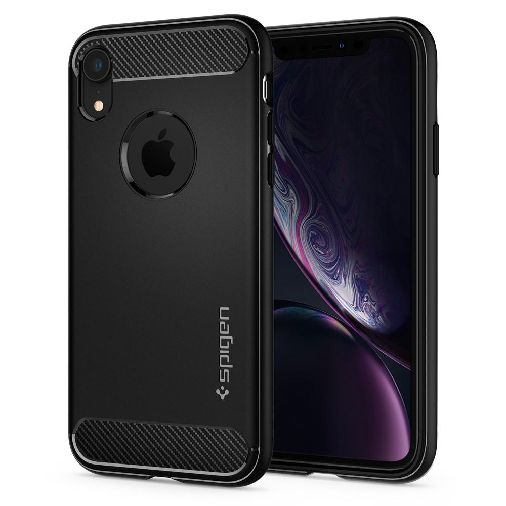 SPIGEN iPhone XR Case Rugged Armor