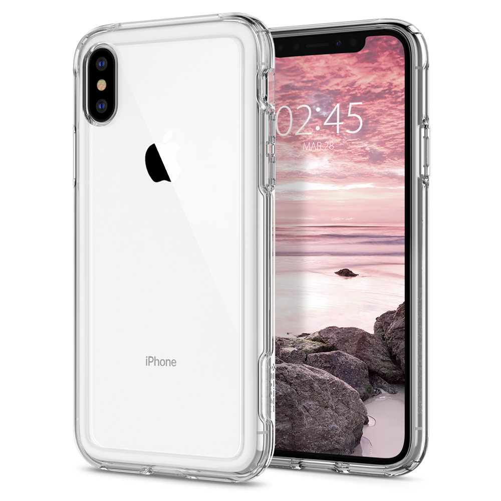 SPIGEN iPhone XS Case Crystal Hybrid
