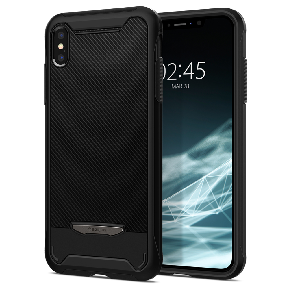 SPIGEN iPhone XS Case Hybrid NX