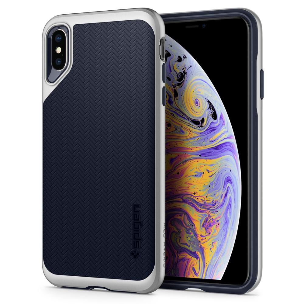 SPIGEN iPhone XS Max Case Neo Hybrid