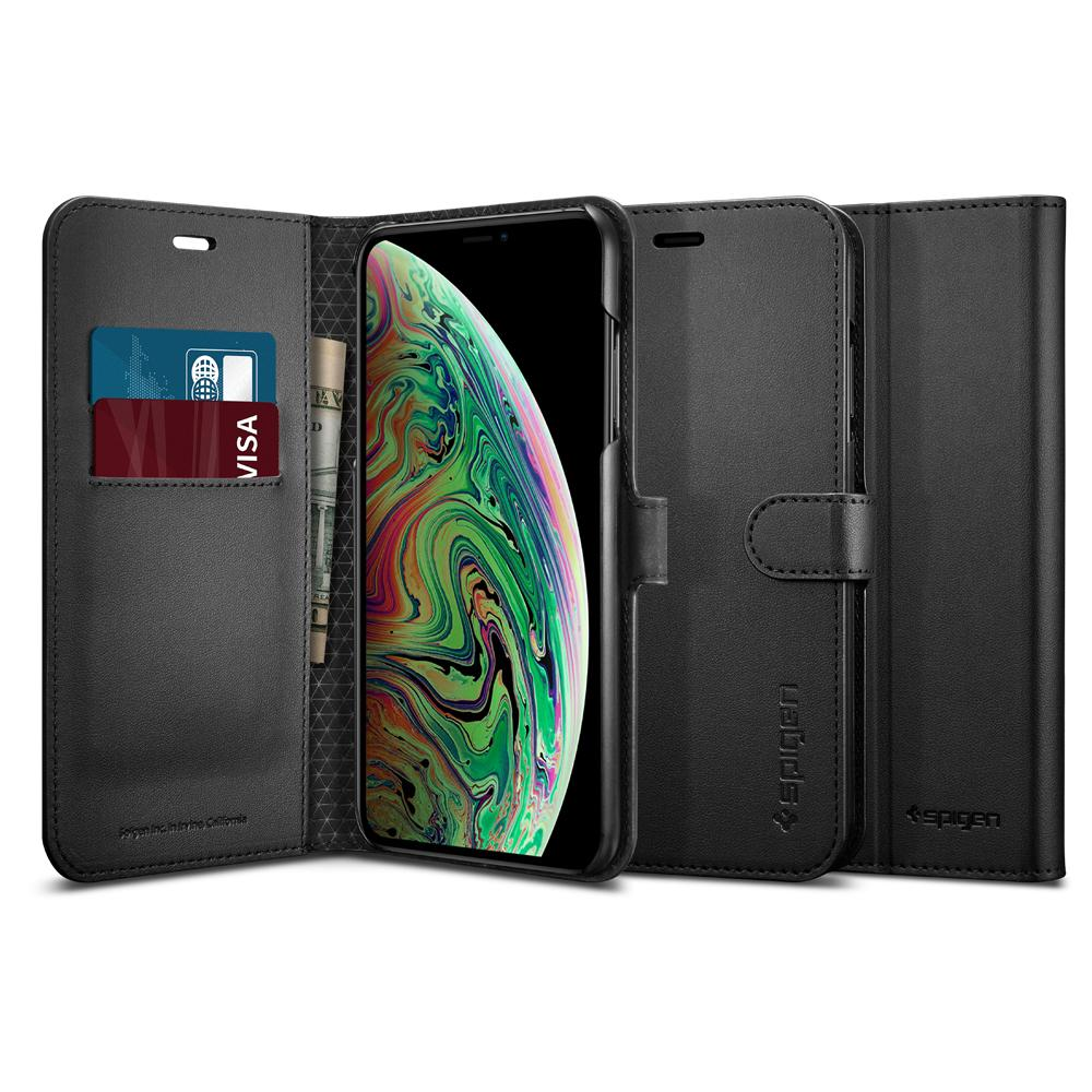SPIGEN iPhone XS Max Case Wallet S