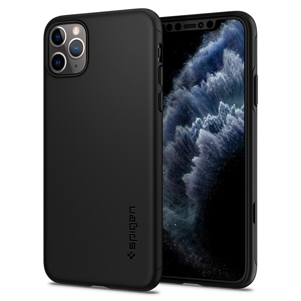Ốp lưng SPIGEN iPhone 11 Pro Max Case Thin Fit Classic