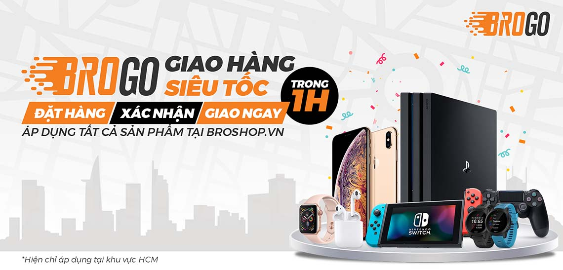 iPhone XS - iPhone XS Max - Apple Watch Series 4 - Giá cực tốt tại broshop