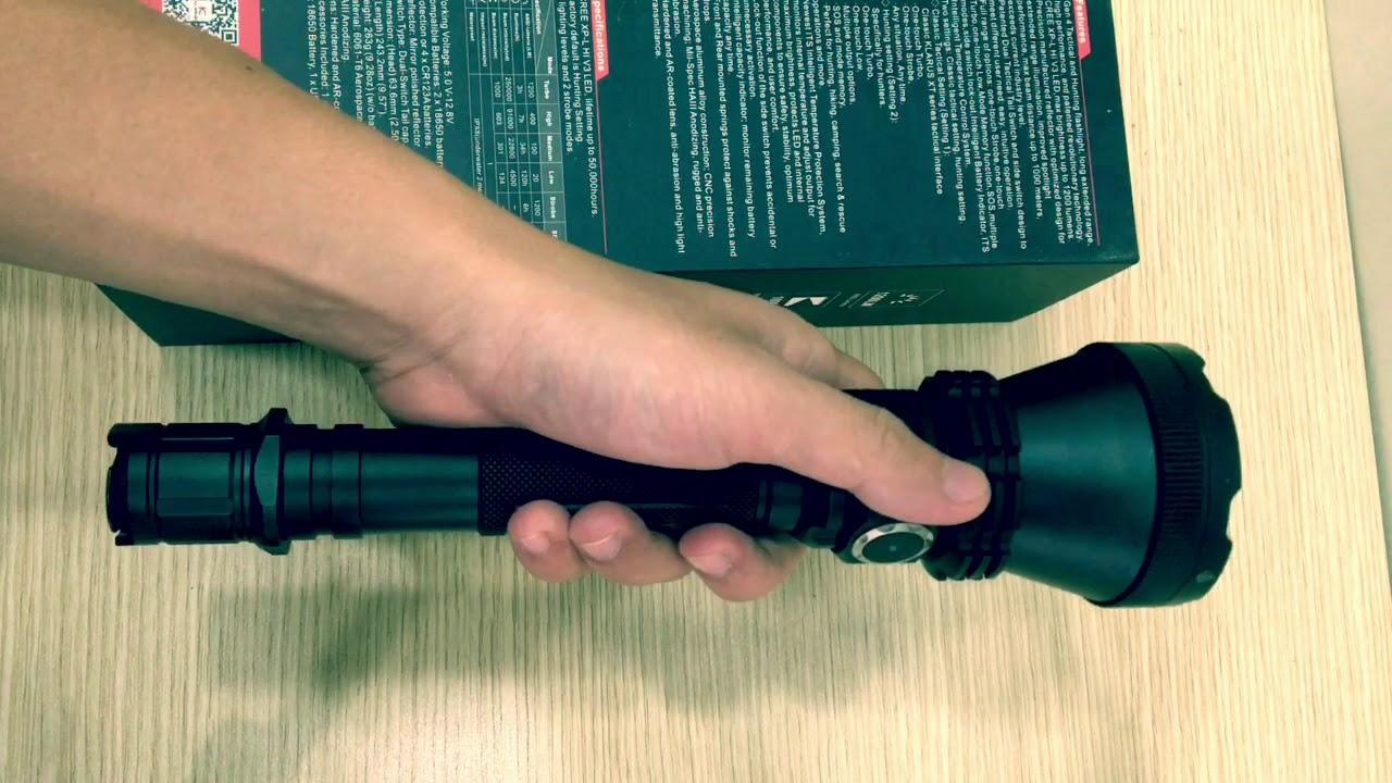 Những công dụng tuyệt vời của đèn pin đa năng Bán đèn pin siêu sáng, đèn chuyên dụng chất lượng cao