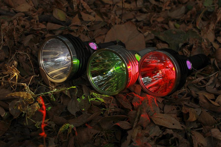 Đèn Pin NOCTIGON K1 Chiếu Xa 1500m