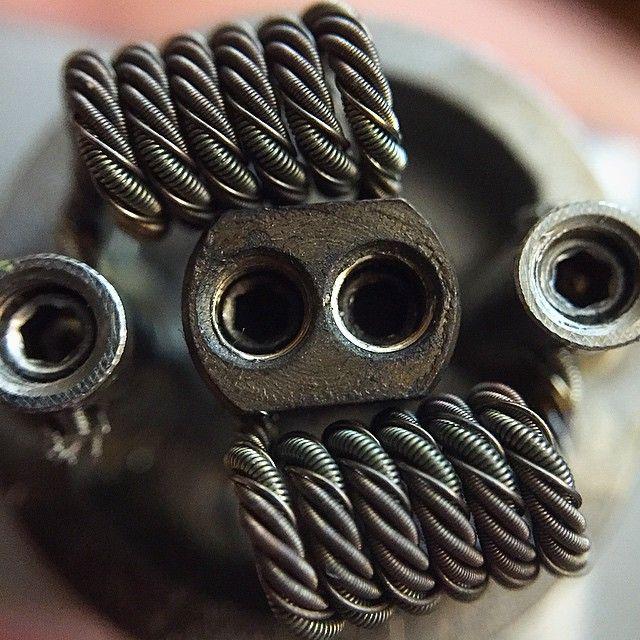 So sánh các loại dây build coil trong Vape