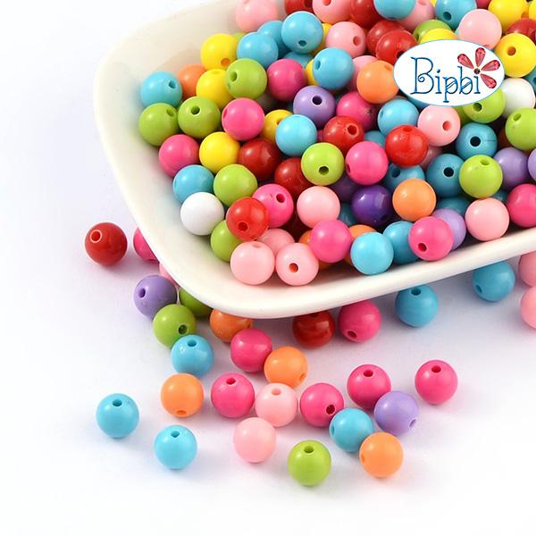 NM 28 - Nhựa màu kẹo ngọt 6mm
