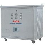 Biến áp 3 pha chất lượng cao ( điện áp vào 380V, Ra 220/200V ) - Lioa Hà Nội