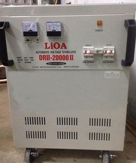 ỔN ÁP LIOA 20KVA DRII-20000(50~250V)
