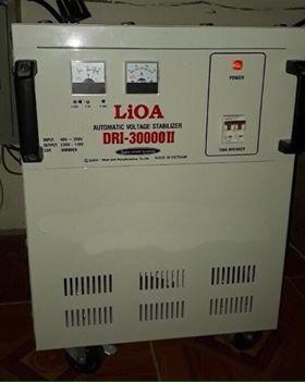 ỔN ÁP LIOA 1PHA DRI 30KVA (90V~250V)