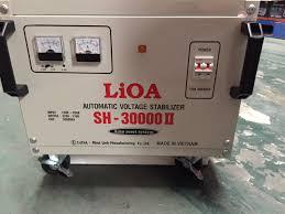 ỔN ÁP LIOA  SH 30KVA(150~250V)