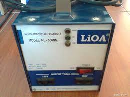 LIOA 500VA ( 0,5KVA ) CŨ