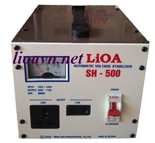LIOA  0,5 KVA, LIOA 500VA, SH-500 (150V~250V)