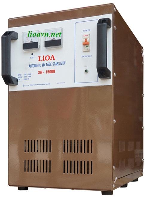 ỔN ÁP LIOA 15KVA SH-15000(150V~250V)