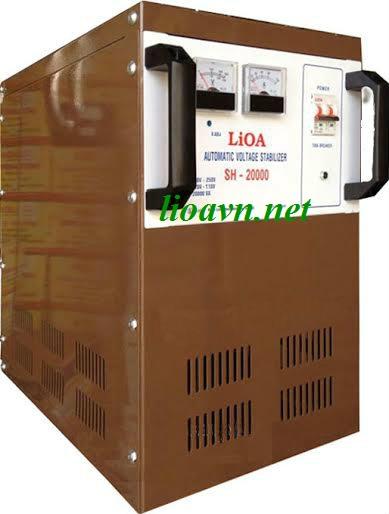 ỔN ÁP LIOA 20KVA SH-20000(150~250V)