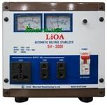 ỔN ÁP LIOA 1PHA 2KVA SH-2000 (150V~250V)