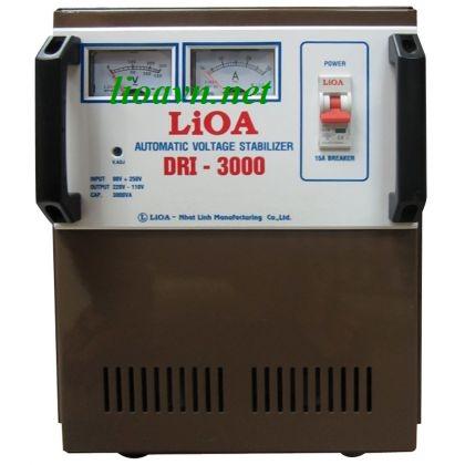 LIOA 3KVA DRI-3000(90V~250V)