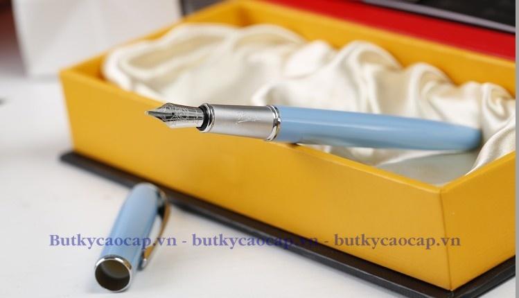 Bút máy Picasso PS-916 màu xanh