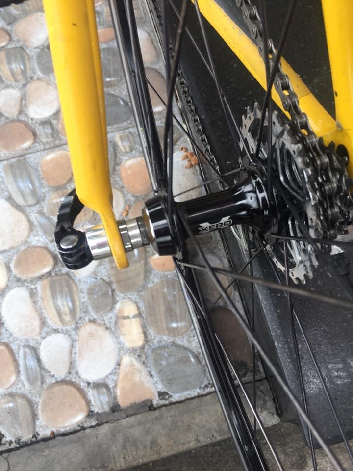 Roadbike INTER MAX (Italia).nhap khẩu - 1