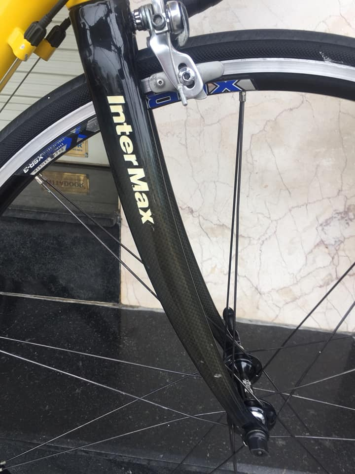 Roadbike INTER MAX (Italia).nhap khẩu - 4