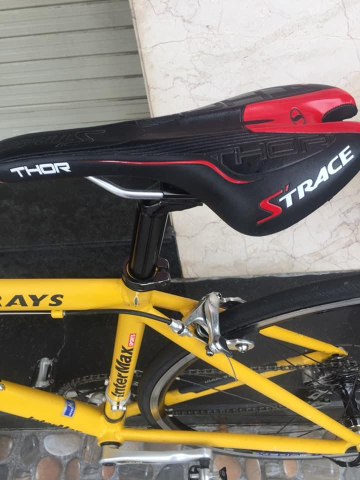 Roadbike INTER MAX (Italia).nhap khẩu - 5