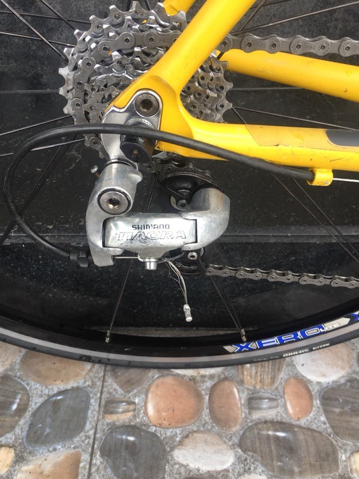 Roadbike INTER MAX (Italia).nhap khẩu - 6