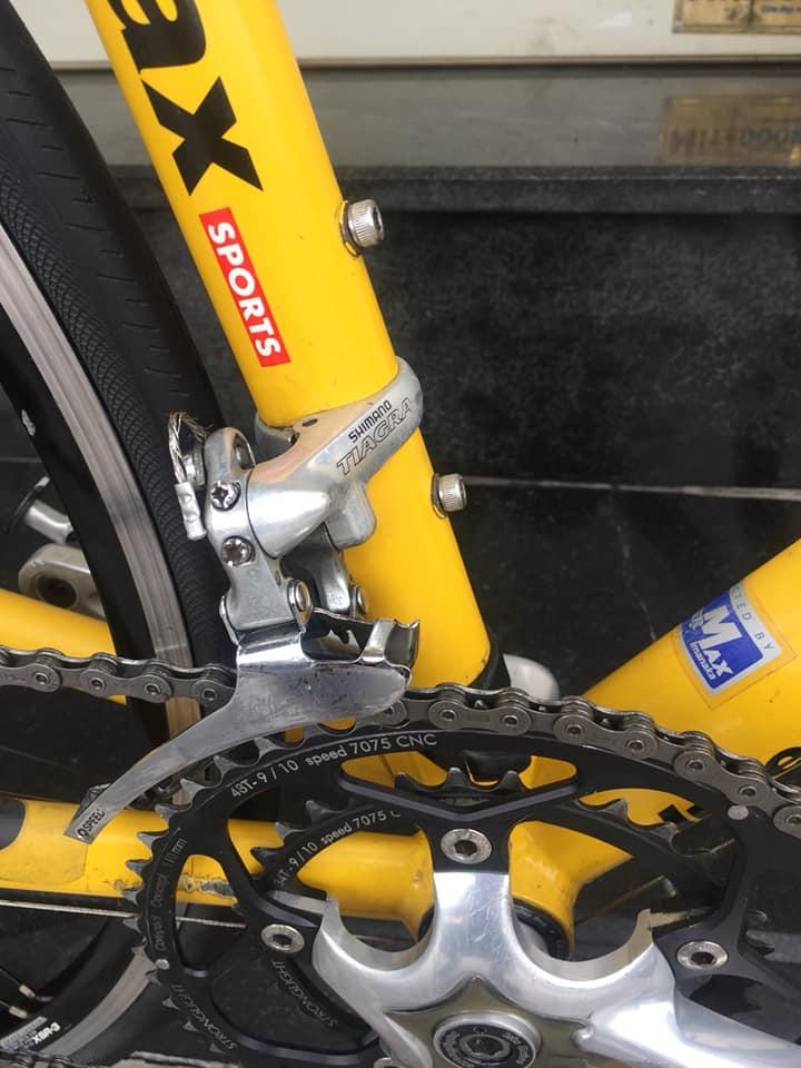 Roadbike INTER MAX (Italia).nhap khẩu - 10