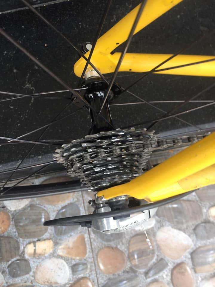 Roadbike INTER MAX (Italia).nhap khẩu - 13