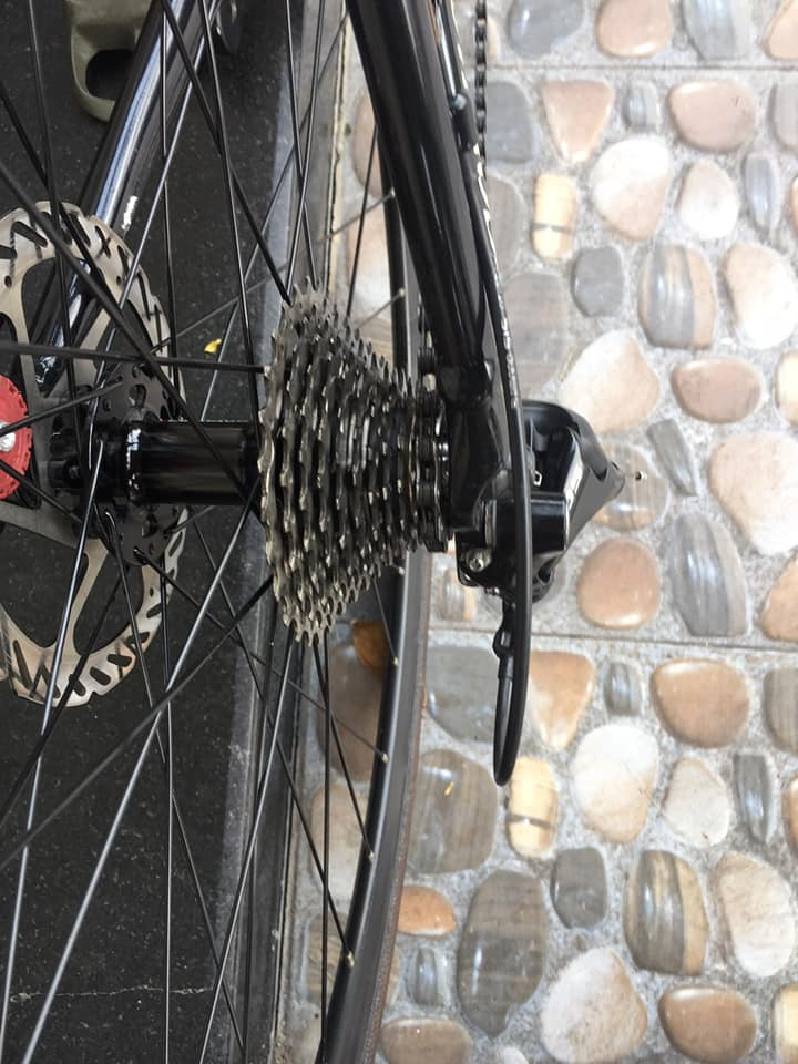 Roadbike CONALGO world cup ITALIA. Hàng xách tay