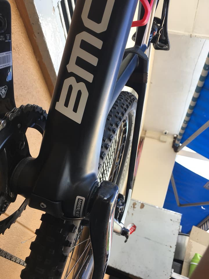 MTB cacbon BMC team elite 01 2018 .thụy sỹ Like new - 1