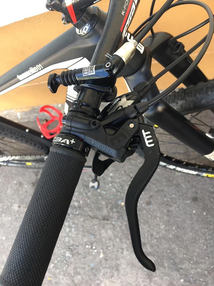 MTB cacbon BMC team elite 01 2018 .thụy sỹ Like new - 8